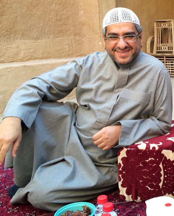 Mansour al-Nogaidan was a radical Islamist in the 1990s who was jailed in Saudi Arabia. He abandoned his extreme beliefs and is now a moderate who advises governments on how to prevent and reverse radicalization.