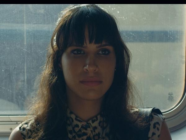 "Desiree Akhavan plays Shirin in <em>Appropriate Behavior</em>. Akhavan says she chose the name Shirin because it means sweet in Farsi. ""Even though she's insane, she has a sweetness,"" says Akhavan."