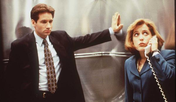 David Duchovny says <em>The X-Files</em> was his biggest break — not because it was successful but because that's where he went from youthful ambition to an adult understanding of what it means to work.