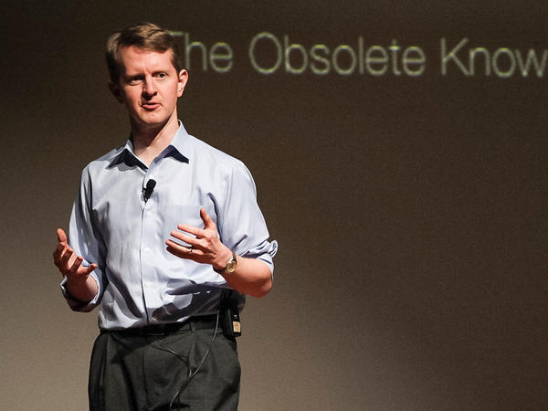 <em>Jeopardy</em> Know-it-All Ken Jennings reveals how losing to a supercomputer crushed his pride.