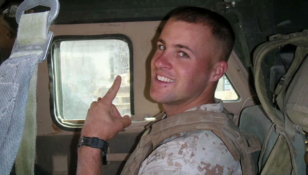 The Clay Hunt Suicide Prevention for American Veteran Act is named for Clay Hunt, who struggled with post-traumatic stress after leaving the Marine Corps. He also tried to help other veterans but ultimately took his own life in 2011. He was 28. (IAVA)