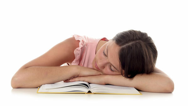 The American Academy of Pediatrics says middle and high schools shouldn't start before 8:30 a.m., so students can get enough sleep.