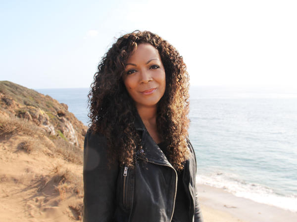 First-time author Cynthia Bond