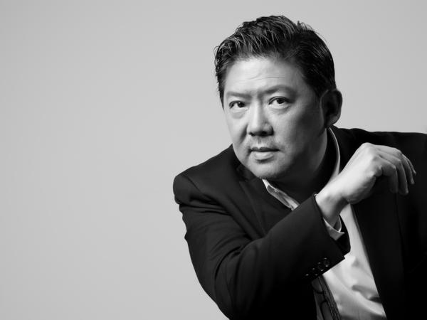 Chinese conductor Long Yu.