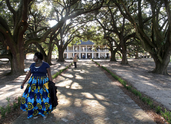 In recent years, some popular antebellum plantations have started to incorporate displays about slavery. But the Whitney Plantation in Louisiana has designed the visitor's entire experience around that history.