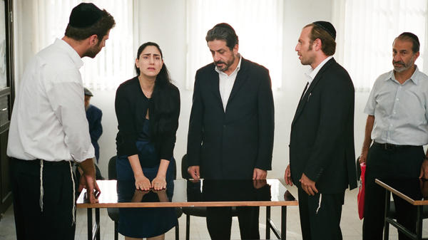 In <em>Gett,</em> the character Viviane Ansalem wants a divorce but her husband will not give permission. In Israel, if you're Jewish, even if you're not religious, you have to be divorced by Jewish law.