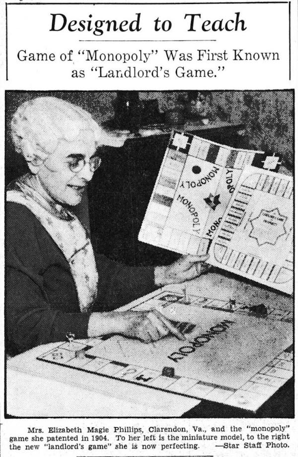In 1936, Magie spoke out against the Darrow creation story in the pages of the Washington <em>Evening Star</em>.