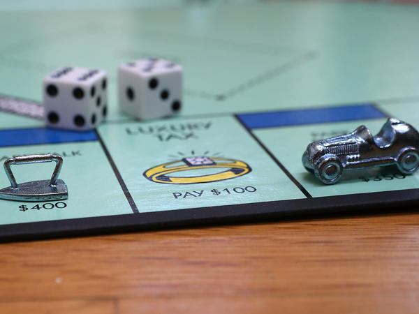 Charles Darrow sold Monopoly to Parker Bros. in the 1930s.