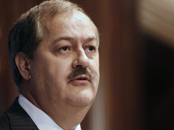 Former Massey Energy Company Chairman and CEO Don Blankenship, seen in July 2010, has pleaded not guilty to conspiracy charges associated with the 2010 West Virginia mine explosion that killed 29 men.
