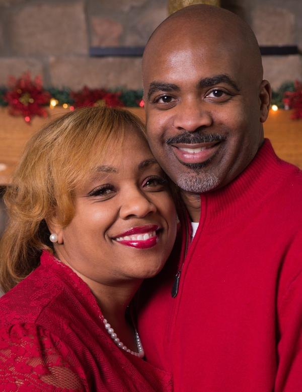 Charlotte residents Patrice and Tony Wright