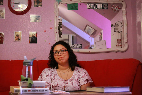 "Perez's mother never thought top-tier schools were an option.""That's out of our league, out of our range,"" she would say."