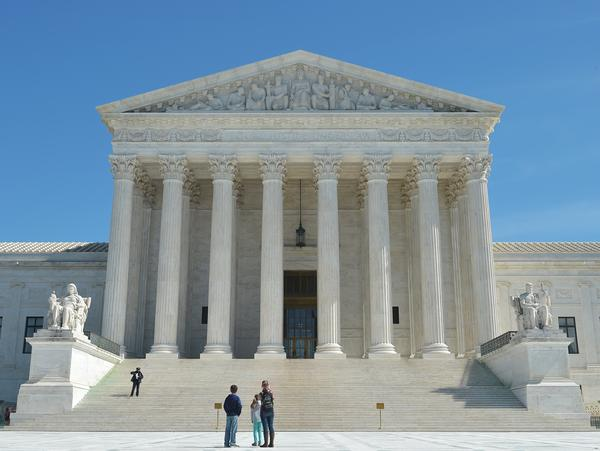 Cruz clerked at the U.S. Supreme Court for former Chief Justice William Rehnquist.