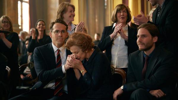 Academy Award-winning actress Helen Mirren plays Maria Altmann in <em>Woman in Gold. </em>