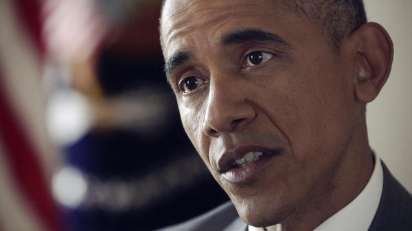 """In an interview with NPR's <em>Morning Edition</em> host Steve Inskeep, President Obama said Wisconsin Gov. Scott Walker is advocating a """"foolish approach"""" to Iran and that he should """"bone up on foreign policy."""""""