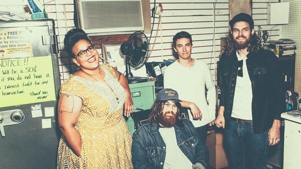 The Alabama Shakes' new album, <em>Sound & Color</em>, comes out April 21.