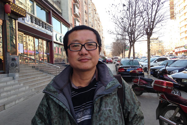 Best-selling author Liu Cixin's science fiction books are breaking new ground in China's literary world.