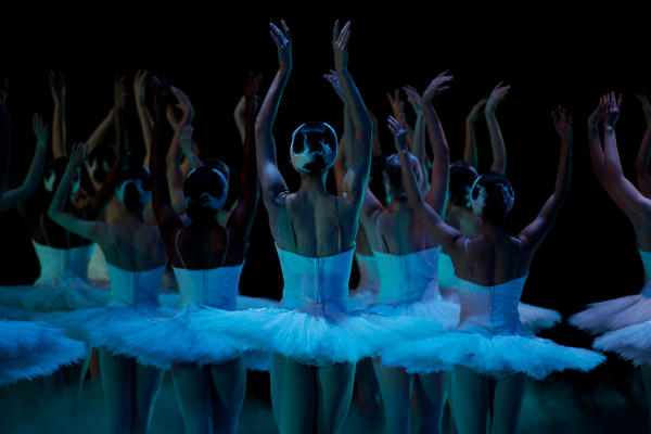 Centuries-old aesthetics dictate that the swan in <em>Swan Lake</em> has to be feather-weight and snow white, as does the Prince. This year's stars, Brooklyn Mack and Misty Copeland, break the unwritten rule that all ballet dancers look alike.