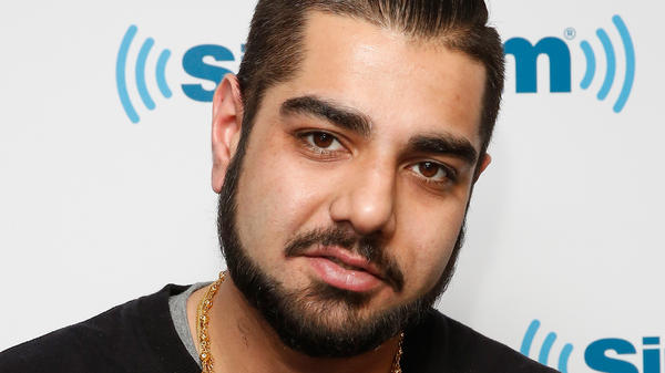Heems at SiriusXM New York City Studios in March.