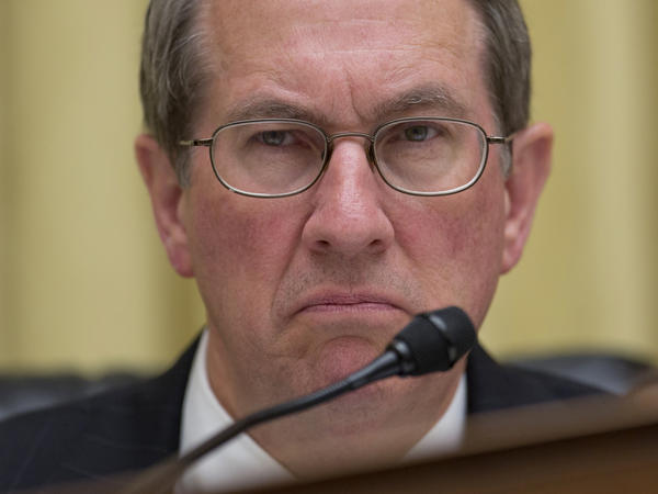 """I'm very concerned about the public's respect for law enforcement officers and the safety of those they are designed to protect,"" House Judiciary Chairman Rep. Bob Goodlatte, seen here in 2013, told NPR. ""This is a very important issue to me and one I intend to follow closely."""