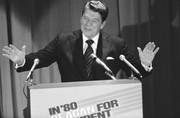 It's been 35 years since Ronald Reagan announced his run for president. He did so just two months before the Iowa caucuses, unlike the protracted campaigning that takes place today.