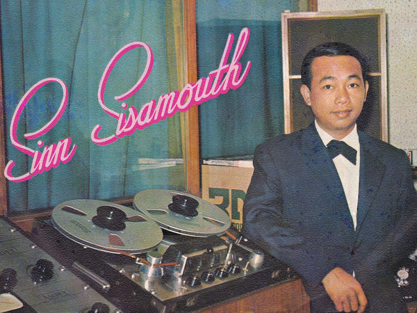 """""""I think he was actually both Elvis Presley and Frank Sinatra,"""" documentarian John Pirozzi says of Cambodian pop star Sinn Sisamouth."""