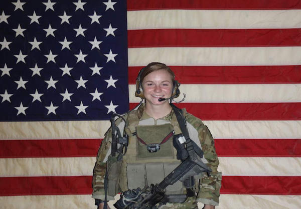 First Lt. Ashley White was one of some 55 to 60 women selected for cultural support teams that deployed to Afghanistan in 2011. She did not make it home. She was the first woman to die and be honored alongside the Army Rangers with whom she served.