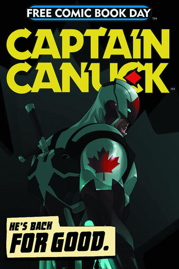<em>Captain Canuck</em>