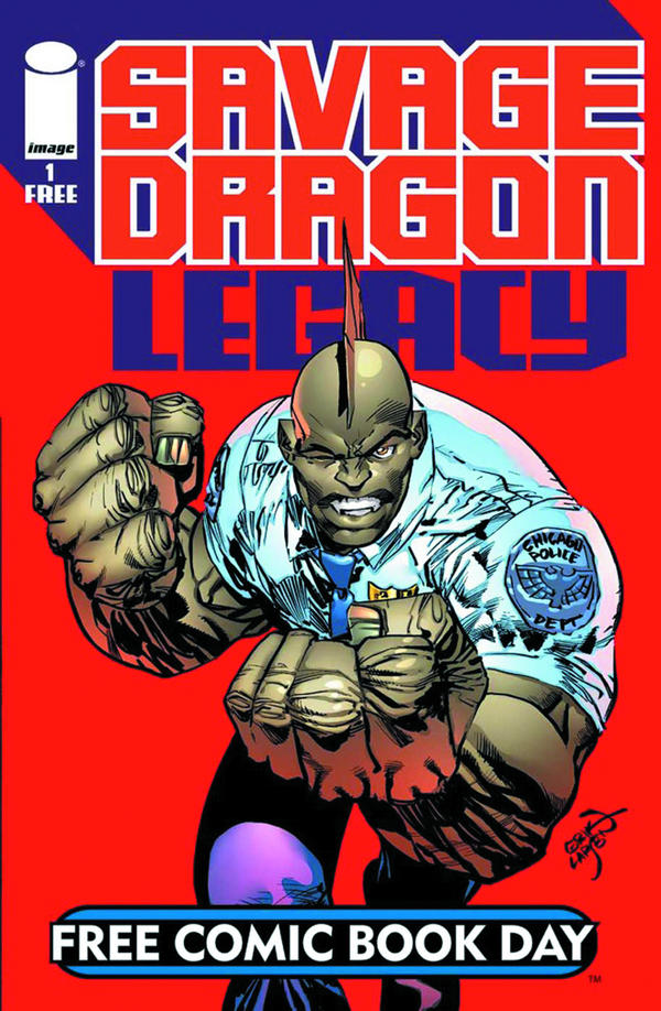 <em>Savage Dragon: Legacy</em>