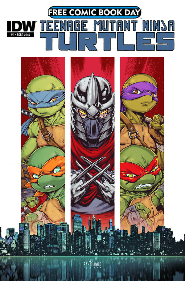 <em>Teenage Mutant Ninja Turtles: Prelude to Vengeance</em>
