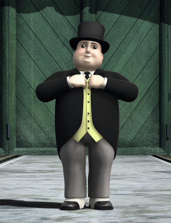Sir Topham Hatt: benevolent CEO or robber baron?