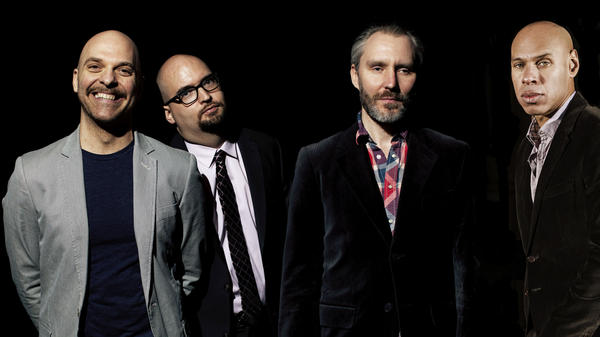 Joshua Redman & The Bad Plus' new album, <em>The Bad Plus Joshua Redman, </em>comes out May 26.