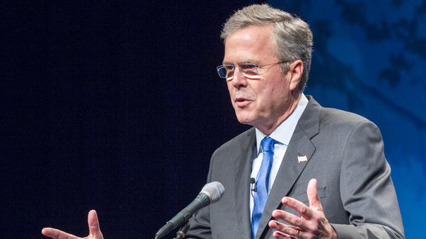 Former Florida Gov. Jeb Bush, who is expected to announce his GOP presidential campaign on June 15, embarks on a five-day trip to Germany, Poland and Estonia on Tuesday.