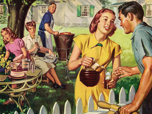 It makes sense that Americans would set aside a day to celebrate iced tea, if only unofficially: We popularized this summertime favorite.