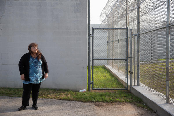 When Sara Garcia's son, Mark, was released from solitary confinement, she also became his unofficial case manager: seeking a psychiatrist, job leads and writing out applications for food stamps.
