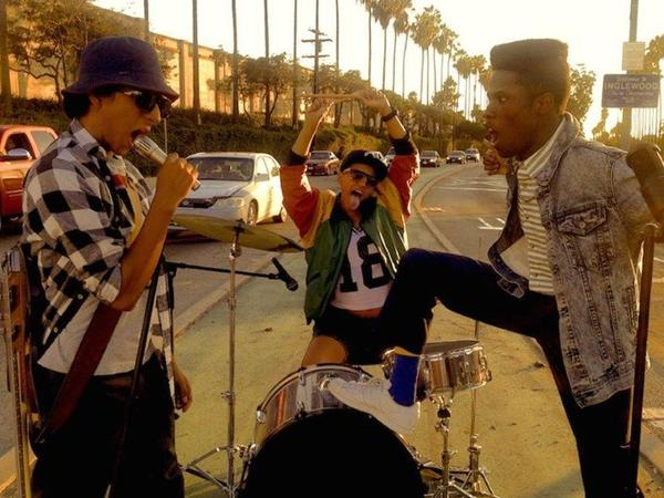 Tony Revolori, Kiersey Clemons and Shameik Moore star in the new film, <em>Dope.</em>