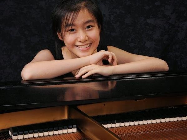 Beijing native Youlan Ji, is competing in the First Cliburn International Junior Competition.