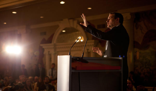 Ted Cruz speaks at the Road to Majority conference on June 18, 2015.