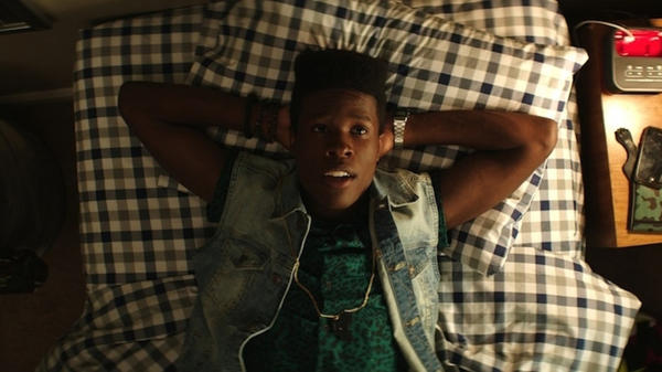 Actor Shameik Moore as Malcolm in the new film, <em>Dope.</em>