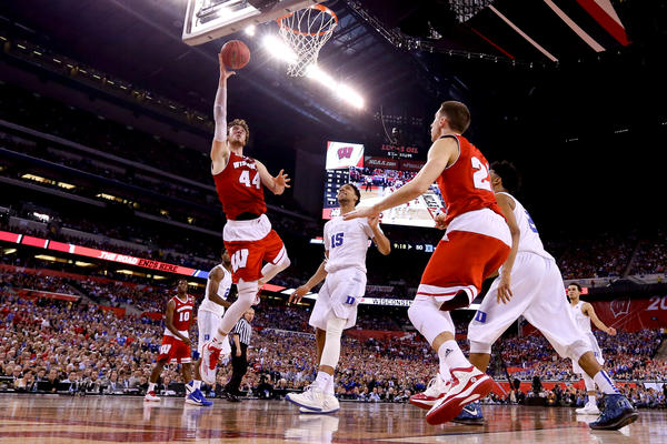 This year's ESPN NCAA basketball coverage did not shy away from talking about the ordinarily sensitive topic of betting as much as it has in the past.