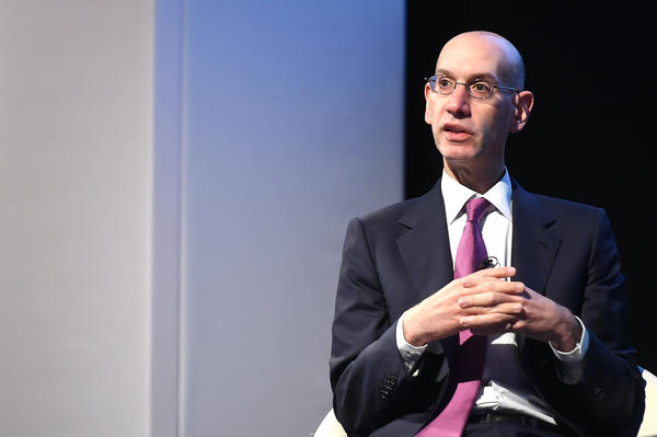 NBA Commissioner Adam Silver has come out in favor of legalized sports betting.