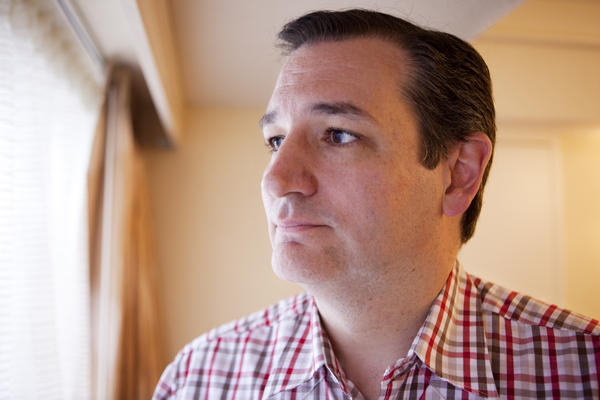 Presidential hopeful Ted Cruz says the Supreme Court overstepped its bounds on same-sex marriage and health care.