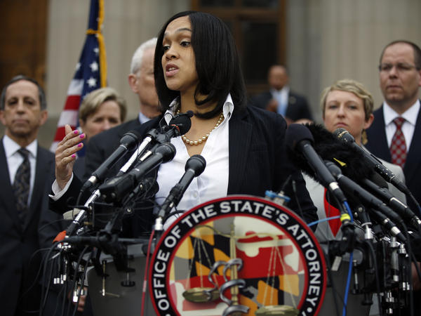 """There's a new sense that African-American prosecutors can make a difference. We can call that the Marilyn Mosby effect,"" law professor Paul Butler said of the Baltimore state's attorney."