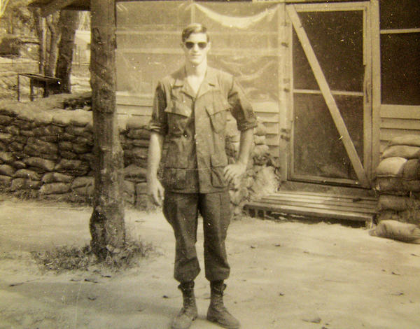 Alan Oates was exposed to herbicides, such as Agent Orange, while serving in Vietnam in 1968. Decades after returning home, he was diagnosed with Parkinson's disease, and because Congress passed the Agent Orange Act, he's able to receive VA benefits.