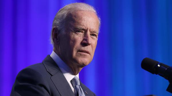 Vice President Joe Biden addresses a progressive youth summit in Washington, D.C., earlier this month.