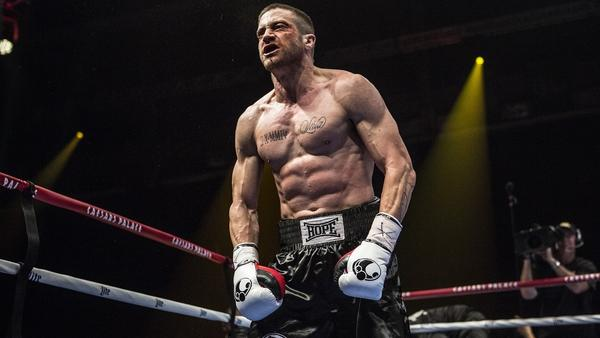 Actor Jake Gyllenhaal stars in <em>Southpaw</em>, a new movie about a junior middleweight boxing champion who faces adversity.