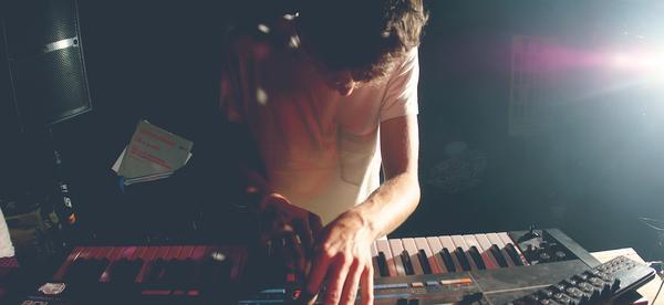 Melbourne DJ Mike Katz records as Harvey Sutherland.