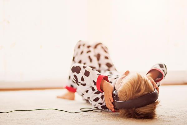 We all get by better with a little help from our tunes.