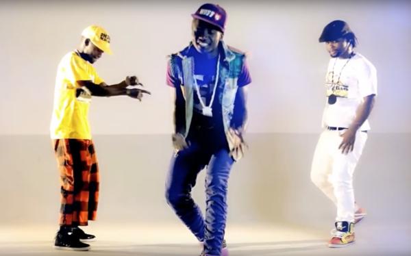 """The rapper V-Sita (at right) had a No. 1 hit in Kenya with the song """"Hivo Ndio Kunaendaga."""""""