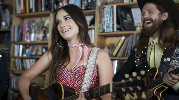 Tiny Desk Concert with Kacey Musgraves