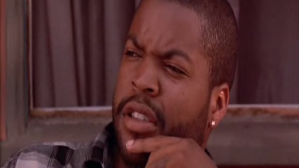 """In <em>Straight Outta Compton</em>, Ice Cube's famous line from 1995's <em>Friday</em> — """"Bye, Felicia!"""" — gets an origin story that has left some fans uncomfortable."""